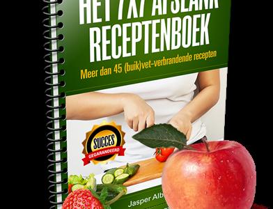 Ervaringen 7×7 Afslank Receptenboek