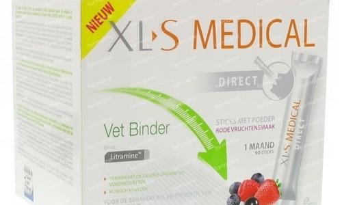Ervaringen XL-S Medical dieet