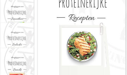 Ervaringen Proteïnerijke Recepten Pakket