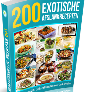 Ervaringen 200 Exotische Afslankrecepten