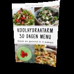 ervaringen koolhydraatarm 30 dagen menu